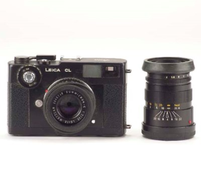 Leica CL no. 1322552