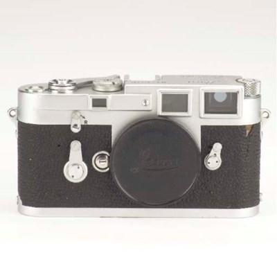 Leica M3 no. 917780