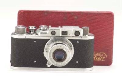Leica copy no. 20345