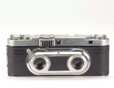 Edixa stereo camera