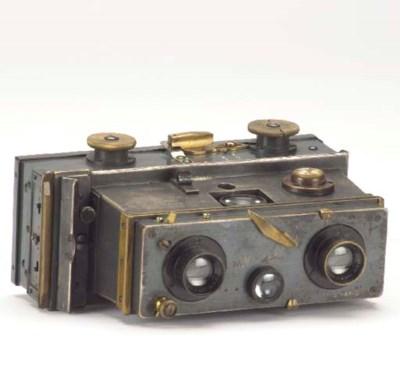 Verascope camera