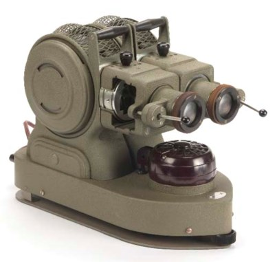 Stereo projector