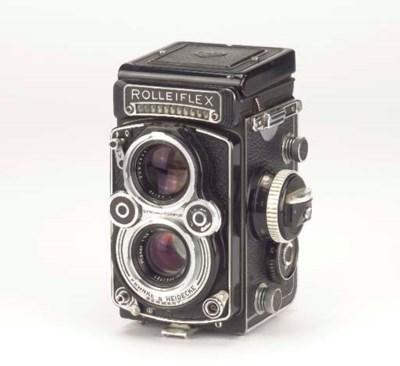 Rolleiflex 3.5F no. 2203556