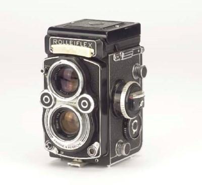 Rolleiflex 3.5F no. 2298924