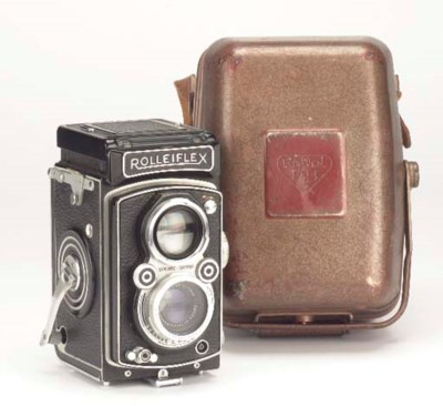 Rolleiflex Automat no. 1136086