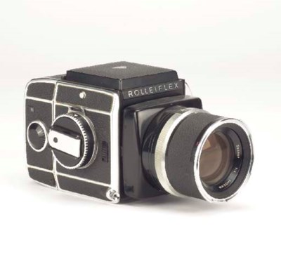 Rolleiflex SL66 no. 2912765