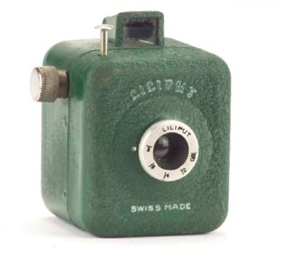 Liliput box camera