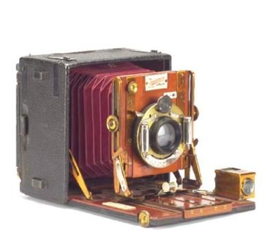Sanderson hand camera no. 9210