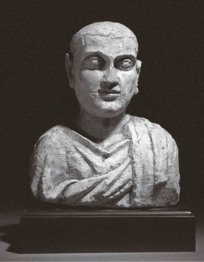 A PROVINCIAL ROMAN LIMESTONE M