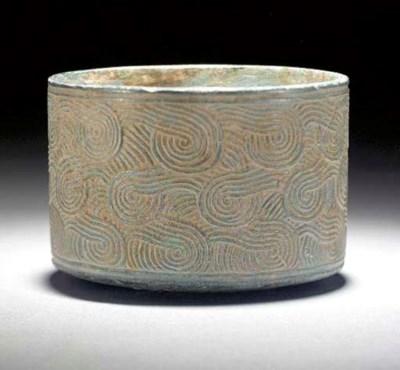 A WESTERN ASIATIC CHLORITE JAR