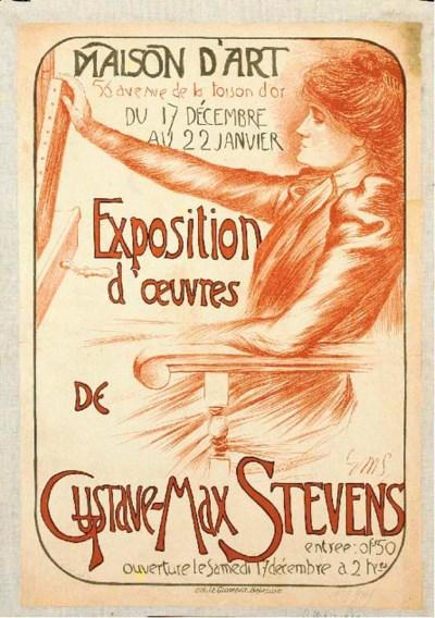 STEVENS, GUSTAVE-MAX (1871-194