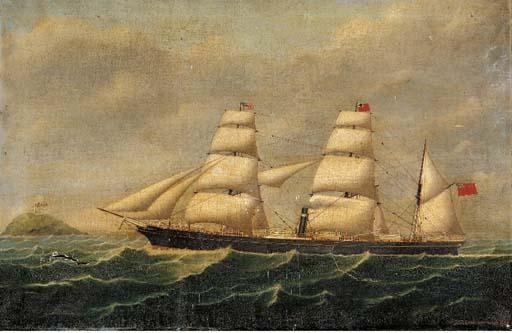 John F. Loos of Antwerp (c.1869)