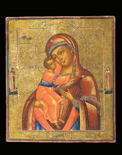 The Theodorovskaya Mother of G