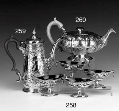 A Set of Four George III Irish