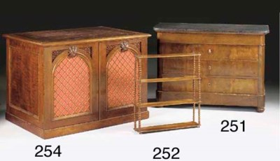 A North European commode, seco