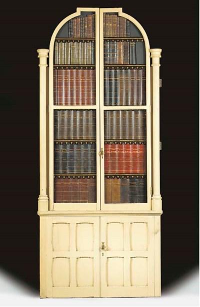 A late Victorian false book li