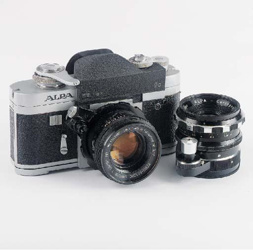 Alpa Reflex 9d no. 49321