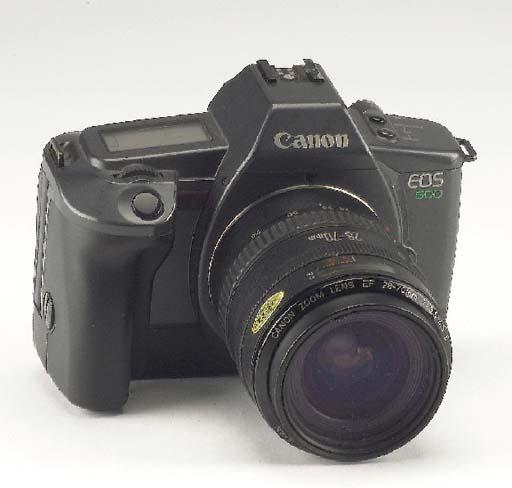 Canon EOS 600 no. 2417843