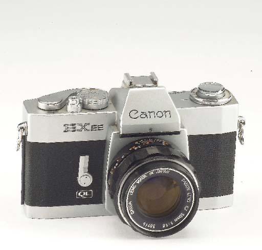 Canon EXEE no. 142227