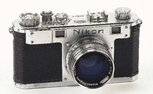 Nikon S no. 6096477