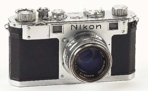 Nikon S no. 6109777