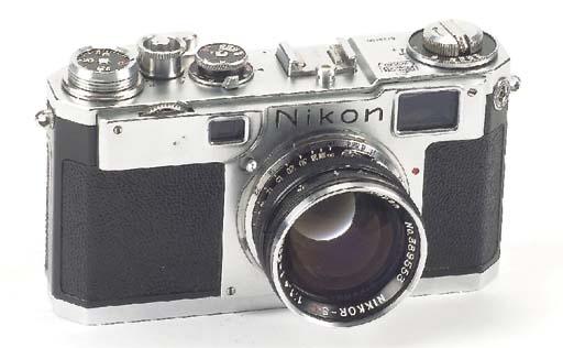 Nikon S2 no. 6193130