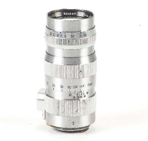 Nikkor-Q·C f/3.5 13.5cm. no. 2