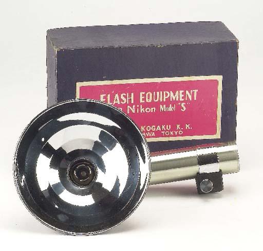 Nikon B.C.B. flash unit