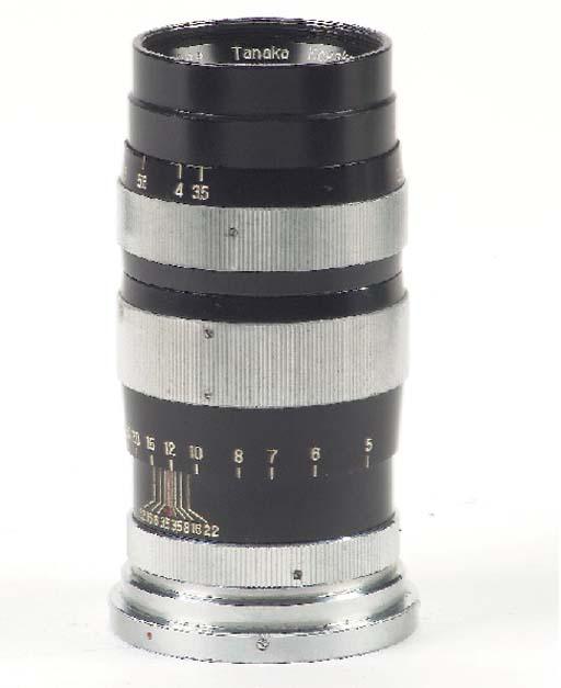Tele-Tanar C f/3.5 13.5cm. no.