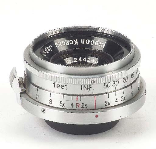 W-Nikkor·C f/2.5 3.5cm. no. 24