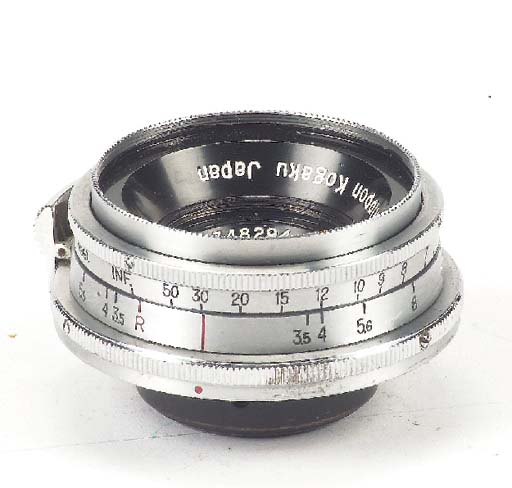 W-Nikkor·C f/3.5 2.8cm. no. 34