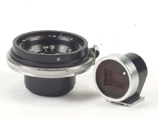 W-Nikkor·C f/4 2.5cm. no. 4038