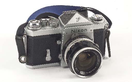 Nikon F no. 7280210