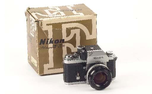 Nikon F no. 744913