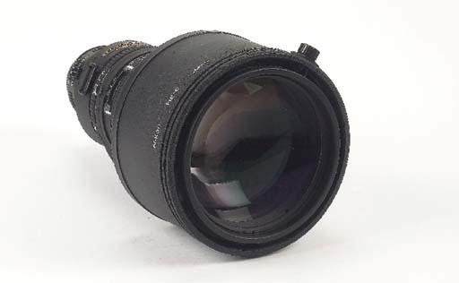 Nikkor ED AF 300mm f/2.8 no. 3