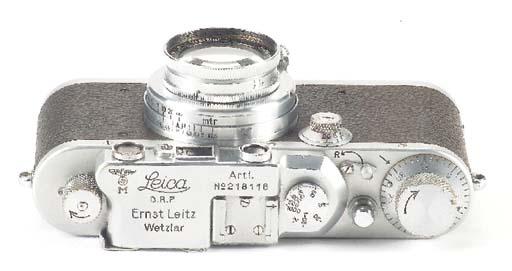 Leica IIIa no. 218116