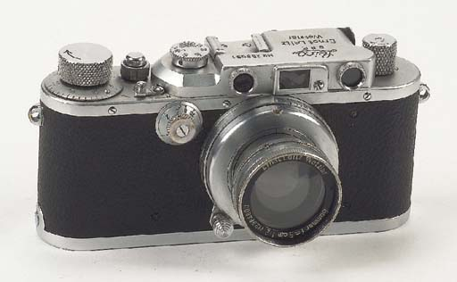 Leica IIIa no. 258691
