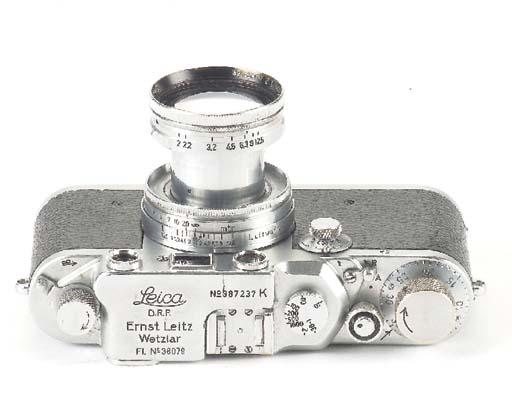 Leica IIIcK no. 387237