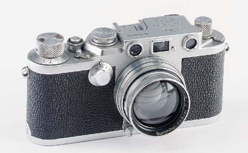 Leica IIIf no. 664990