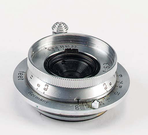 Hektor 2.8cm. f/6.3 no. 790196