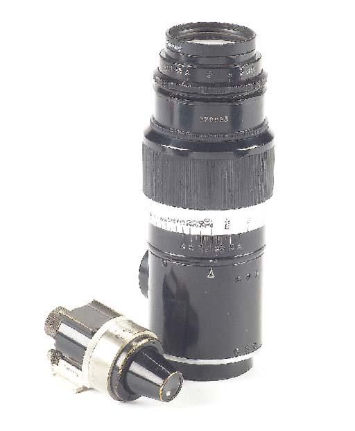 Hektor f/4.5 13.5cm. no. 37092