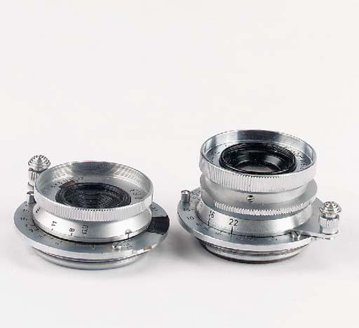 Screw-fit lenses: