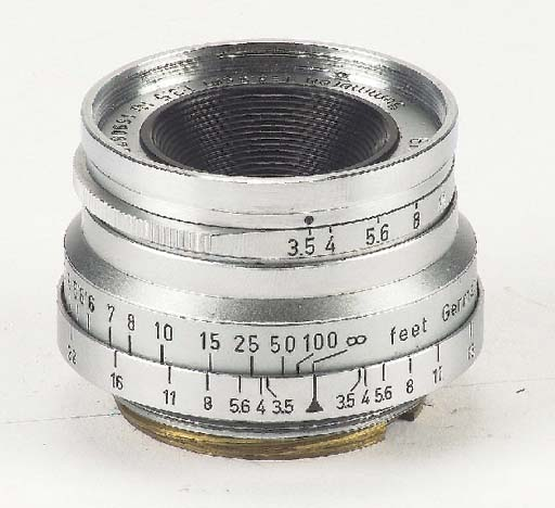 Summaron f/3.5 3.5cm. no. 1690