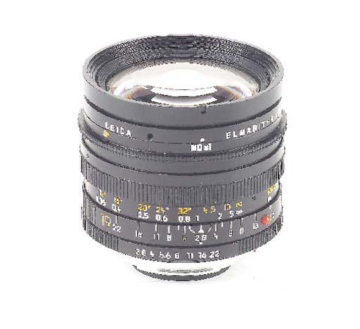 Elmarit-R f/2.8 19mm. no. 3649