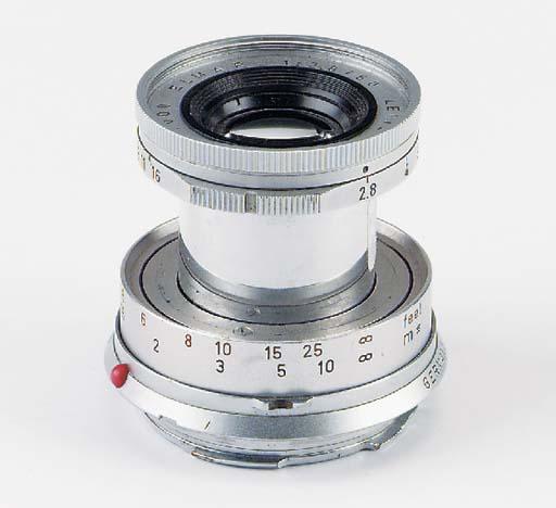 Elmar f/2.8 50mm. no. 2121000