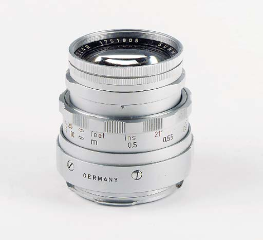 Summicron f/2 50mm. no. 175190