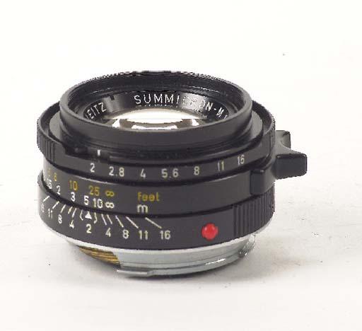 Summicron-M f/2 35mm. no. 3417