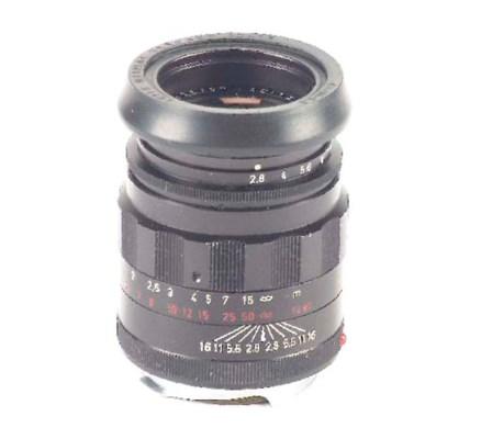 Tele-Elmarit f/2.8 90mm. no.