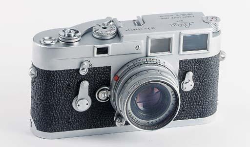 Leica M3 no. 1129713