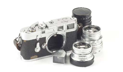 Leica M3 no. 736659